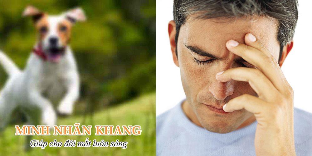 Các triệu chứng teo dây thần kinh thị giác thường gặp
